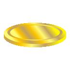 Coin 1 Brush