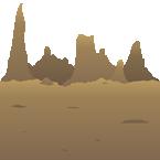 Desert 1 Brush