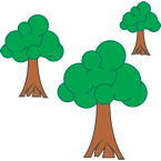 Trees 1 Brush