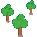 Trees 2 Brush